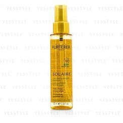 Rene Furterer - Sun Care Waterproof KPF 90 Protective Summer Oil - Shiny Effect (High Protection For Hair Exposed To The Sun)