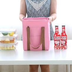 Case in Point - Large Insulated Lunch Bag