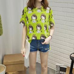 VIZZI - Print T-Shirt