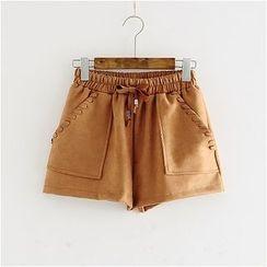 Storyland - Stitched Drawstring Shorts