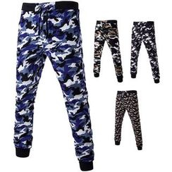 Blueforce - Camouflage Sweatpants