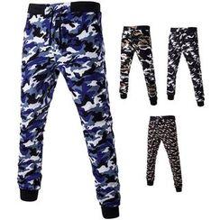 Blueforce - 迷彩運動褲