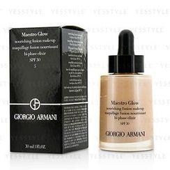 Giorgio Armani - Maestro Glow Nourishing Fusion Makeup SPF 30 (#05)