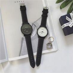MRCYC - Couple Matching Strap Watch