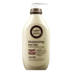 HAPPY BATH - Natural 24 Moisturizing Body Lotion 450ml