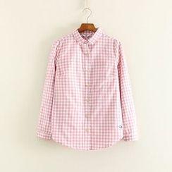 三木社 - 格子衬衫