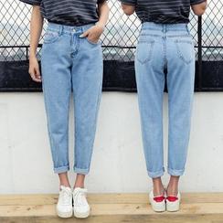 Denimot - Washed Jeans