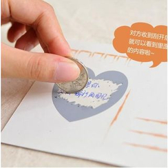 MissYou - Scratch Sticker