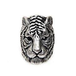 REDOPIN - Tiger Engraved Ring