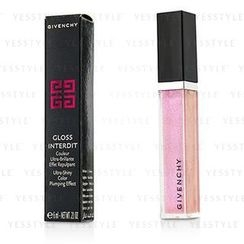 Givenchy - Gloss Interdit Ultra Shiny Color Plumping Effect (#29 Vintage Rosy)