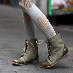 SO Central - Lace-Up Boots