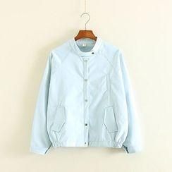 Mushi - Snap Button Light Jacket