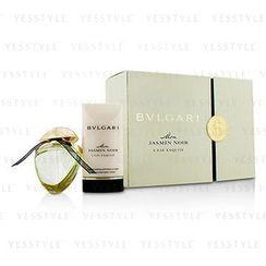 Bvlgari - Mon Jasmin Noir L Eau Exquise Coffret: Eau De Parfum Spray 25ml/0.84oz + Body Lotion 75ml/2.5oz