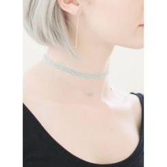 kitsch island - Layered Choker