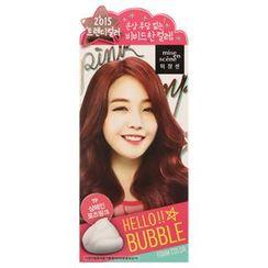 miseenscéne - Hello Bubble Foam Hair Color (7P Champagne Rose Pink)