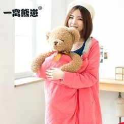 Mother Bear - Maternity Baby Carrying Hooded Jacket