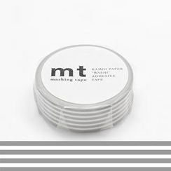 mt - mt Masking Tape : mt 1P Border Grey