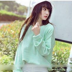 微米家 - 纯色毛衣
