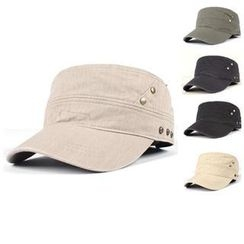 Purplow - Washed Military Cap