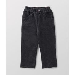 malimarihome - Kids Straight-Leg Pants