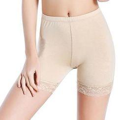 OVE - Lace Boy Shorts