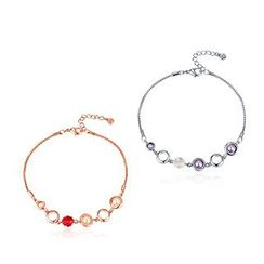 Italina - Faux Pearl Anklet