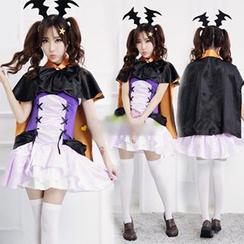 Cosgirl - LoveLive! Maki Nishikino Cosplay Costume Set