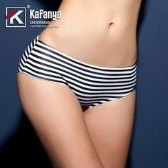 Kafanya - Striped Panties