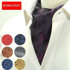 Romguest - Patterned Scarf
