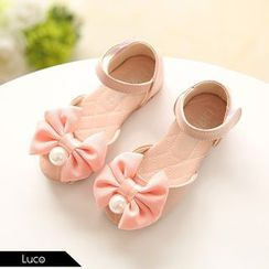 Luco - Kids Bow Sandals