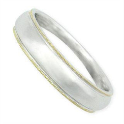 Keleo - Tailor-made 18K White & Yellow Gold Ring