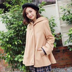 东京著衣 - 连帽披肩