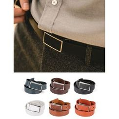 STYLEMAN - Faux-Leather Belt