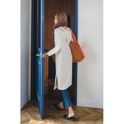 migunstyle - Cross-Strap Back Shift Dress