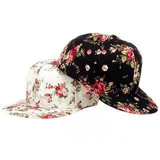 HStyle - Floral Cap