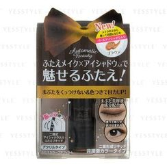 Dear Laura - Automatic Beauty Double Eyelid Color Petit Film (Brown) (#AB-WX01)