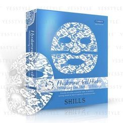 SHILLS - Hyaluronic Acid Moisturizing Lace Mask