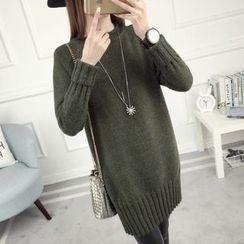 anzoveve - Thick Knit Dress