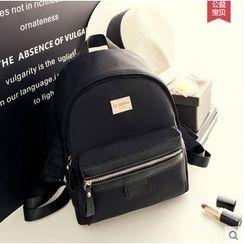 Bluebird - Canvas Zip Backpack