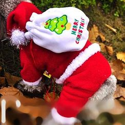 Pet Sweetie - Pet Christmas Santa Costume
