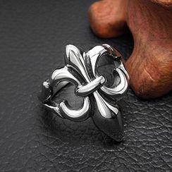 Andante - Titanium Steel Ring