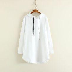 三木社 - 连帽长款套衫