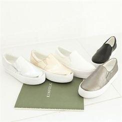 GLAM12 - Slip-On Shoes