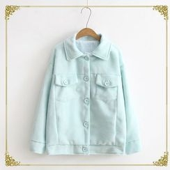 TOJI - Button Coat