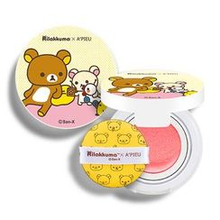 A'PIEU - Air-Fit Cushion Blusher (Rilakkuma Edition) (#PK01)
