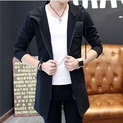 Bay Go Mall - Hooded Jacket