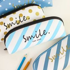 Homey House - Lettering Pencil Case
