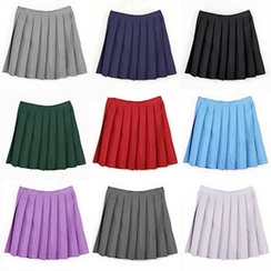Rega - Pleated Skirt