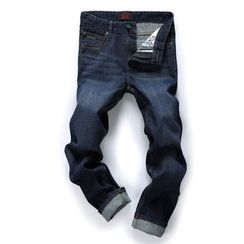 EAST Fox - Straight Cut Jeans