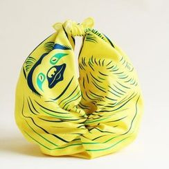 cochae - cochae : Hanging Wrapping Cloth Sloth (Yellow)